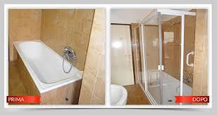 pannelli per vasca da bagno trasformazione vasca in doccia sardegna tecnobad