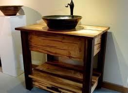 Open Shelf Bathroom Vanities Open Bathroom Vanity Cabinet Jennifer Terhune