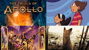 Percy Jackson Barnes And Noble 10 Great Young Readers U0027 Books To Give In 2016 The B U0026n Kids Blog