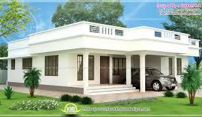 roof flat roof house plans kerala com and wonderful modern image