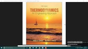 download thermodynamics an engineering approach 5th edition