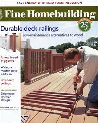 Fine Woodworking Magazine Subscription Discount by Fine Homebuilding Amazon Com Magazines