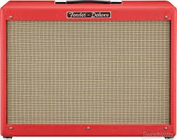 rod deluxe cabinet fender rod deluxe 112 enclosure texas red texas red sweetwater