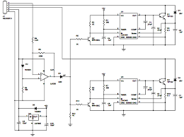 engine control module and injector driver circuit diagram
