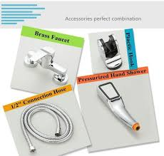 Shower Hose For Bathtub Faucet Simple Set Bathroom Shower Faucets Bathtub Faucet Mixer Tap With