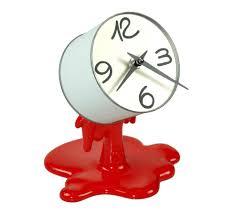Horloge Murale Rouge by Horloge Murale Design Et Originale Maison Ludique Page 2