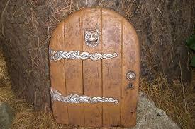Fairy Door by Amazon Com Large Garden Fairy Hobbit Door Ideal For Gardens And