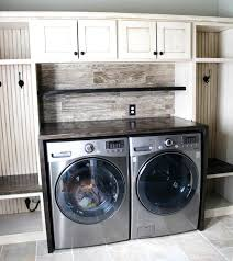 small laundry room storage ideas laundry storage ideas her storage cabinet built in washer dryer