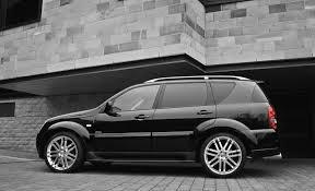 ssangyong korando 2005 ssangyong rexton estate 2003 2013 driving u0026 performance parkers