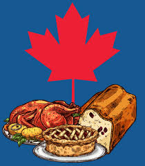 what do you there s a canadian thanksgiving the teal mango