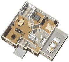 interesting 50 simple house floor plans 3d design inspiration of