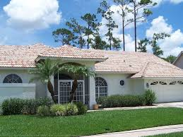 Barrel Tile Roof Apple Tile Roof Cleaning Tampa Florida 813 655 8777 Apple Roof