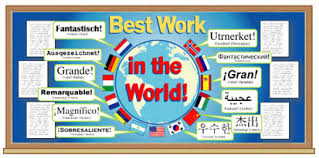 education world bulletin boards that teach best work in the world