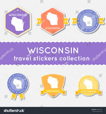 Wisconsin travel set images Maps update 800640 wisconsin travel map travel attractions in jpg