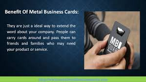 How To Carry Business Cards How To Create The Metal Business Cards Unforgettable