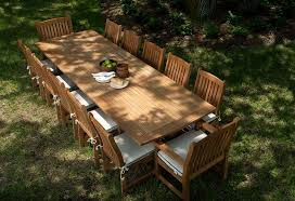 12 person outdoor dining table veranda 12 person dining table teak furniture set westminster teak