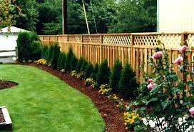 backyard privacy fence ideas painted u2013 airportz info