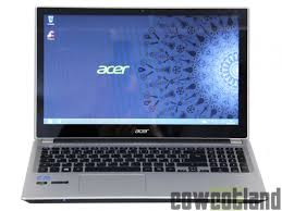 pc portable acer aspire v5 test portable acer aspire v5 touch ordinateurs portables