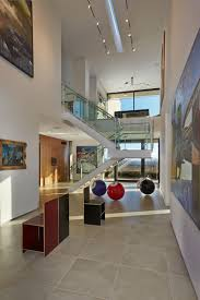 Art Home This Modern Hillside House In Arizona Has Its Own Private Art