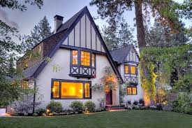 tudor style exterior lighting change tudor style exterior exterior traditional with landscape