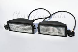 bmw e36 fog light bracket bmw e28 euro foglights with brackets