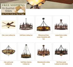 themed ceiling fan sale on stunning rustic cabin themed ceiling fans 2018