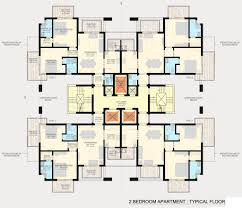 delighful apartment design plan and inspiration