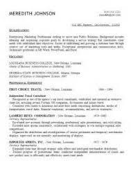 resume opening objective application letter hotel restaurant