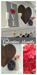 Heart Decorations For The Home 1013 Best Valentine U0027s Day Ideas Images On Pinterest Valentine
