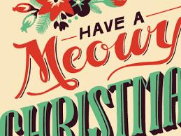 meowy christmas meowy christmas blair by blair dribbble