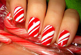 christmas cute nail art designs for beginners christmas cute nail