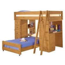 American Woodcrafters Bunk Beds Gavin All In One Loft Bed Creative Space Savers Pinterest