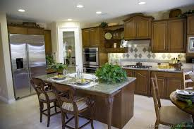 Building Traditional Kitchen Cabinets Pictures Of Kitchens Traditional Medium Wood Cabinets Brown