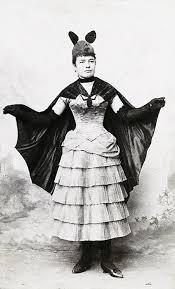 Halloween Costumes Bat Bat Fancy Dress Based 1887 Fashion Plate Fashion 1883 1889