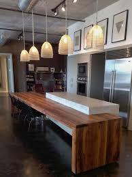 island home decor reclaimed white oak wood countertop photo gallery by devos custom