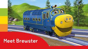 chuggington meet brave brewster