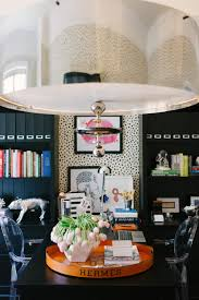 workspace inspiration glam decor kate spade office design workspace ideas