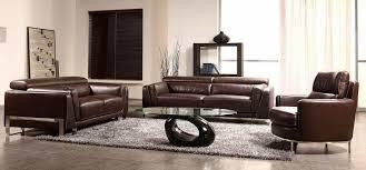Leather Sofa Sets Vg 946 Espresso Leather Sofa Set Sofas