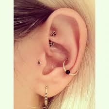 piercinguri online 26 excuses to buy more earrings lobe piercing tragus and rook