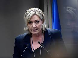 Marine Le Pen Marine Le Pen Insists Russian Annexation Of Crimea Is Totally