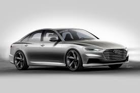 future audi a9 2017 audi a6 to get dramatic new look autocar