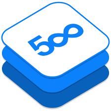 500px 500px Icon Ios 8 Style Social Media Icons Softicons Com