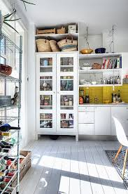 not just kitchen ideas a bit oliver carluccios with the metal racking but quite