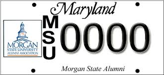 msu alumni license plate frame msuaa msuaa license tags