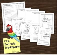 free zoo fieldtip animal reports