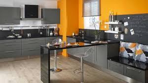 cuisine orange et noir cuisine grise et jaune noir blanc blanche gris newsindo co