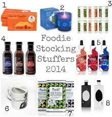foodie gift guide stocking stuffers 2014 cooking with books