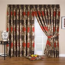 Deep Red Velvet Curtains Curtains Sale Debenhams