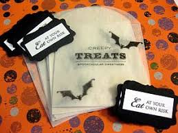 halloween wedding favor bags and ideas to treat guests