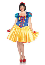 Cheap Size Halloween Costumes 3x Snow White Halloween Costume